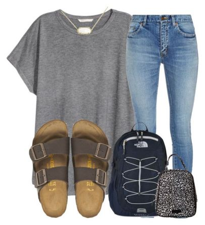 College Outfit 1