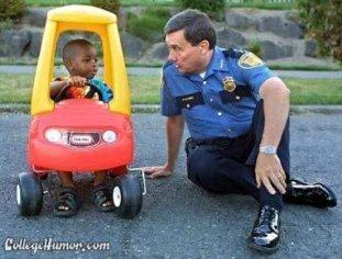 Police assuming