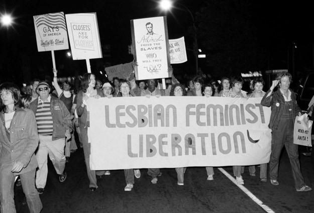 lesbian feminists